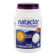 Pastillas Cloro Multiacción 200gr De 5kg Nataclor Rinde + Mm
