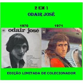 Cd 2 Lps Em 1 Cd - Odair José - 1970 & 1971