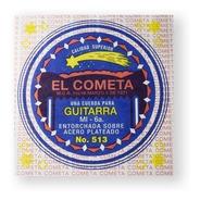 Cometa Cuerda 513(12) Para Guitarra Acústica, 6a, Cobre