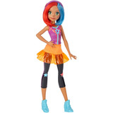 Barbie Video Game Hero Laranja - Mattel