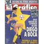 El Gráfico 3717 - Maradona Vuelve A Boca? / Gamboa