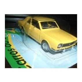 Miniatura Carro Classicos Nacionais-corcel Gt 1973 11 Cm