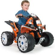 Cuatrimoto Montable Moto Electrica 6v The Beast Injusa Niños