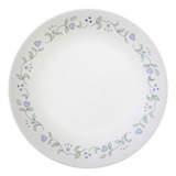 Plato Mantequillero Country Cottage 6018488 -blanco