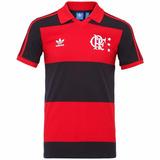 Camisa Flamengo Retro 2014 adidas Anos 80