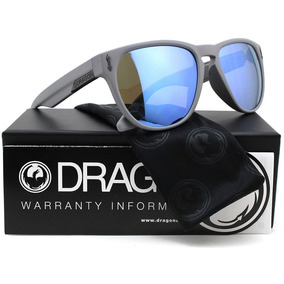 d4dfa31bb9568 Óculos De Sol Dragon Marquis Novo Original + Nota Fiscal