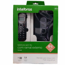 Porteiro Interfone Sem Fio, Wireless, Wifi Intelbras