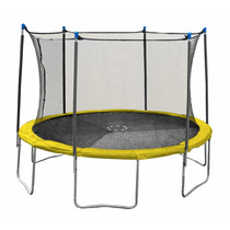 Trampolin 14 Tombling 4.26m Con Red De X-trender Brincolin