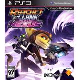 Ratchet And Clank: Into The Nexus Ps3 Digital