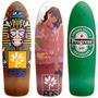 Shape De Skate Pgs Cruiser Barato- Vários Modelos + Lixa