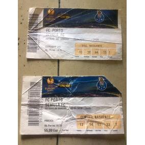 Boletos Porto Vs Sevilla Uefa Europa League 2013-14 Original