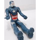 Muñeco Iron Man 3 Articulado. Envío Gratis!!!