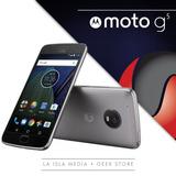 Celular Motorola Moto G5 Plus 32 Gb 4g Huella Libre Dual Sim