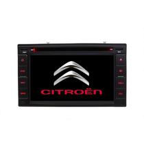 Central Kit Multimidia Citroen C3 Até 2012