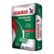 Pegamento Impermeable Para Porcellanato (30 Kg) Klaukol