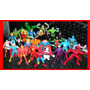Coleccion Completa 27 Muñecos Jack Super Heroes 2007 Oferta!