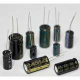 Capacitor Electrolitico 3900x6.3v 105º X5u Compu 1° High Tec