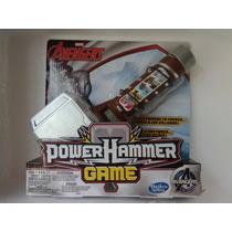 Martillo Thor Avergers Power Hammer Sonidos Hasbro Cjamaltra