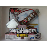 Martillo Thor Avergers Power Hammer Sonidos Hasbro