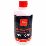 Removedor Quita Esmaltes Thuya Uñas Sistema On - Off 500ml