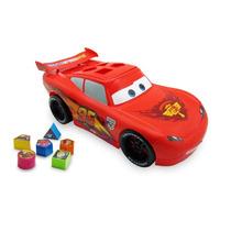 Relampago Mcqueen Didatico Disney Carros 52cm Original Toyng