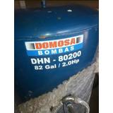 Hidroneumatico Domosa 82 Galones Bomba De 2hp