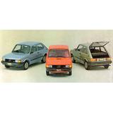 Manual De Taller Fiat 147 / Spazio Pdf Español Ilustrado
