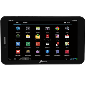Tablet Lenoxx Tb-3100 8gb 3g 7 Android 2 Mp