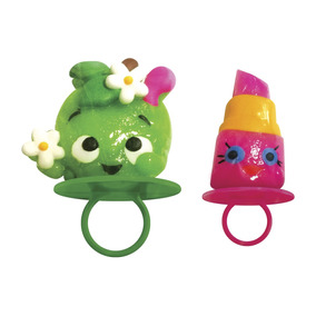 Anel Pirulito Pop Fun Shopkins - Dtc