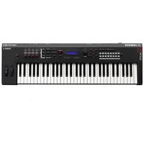 Sintetizador Yamaha Mx61 61 Teclas Com Sensibilidade E 1167