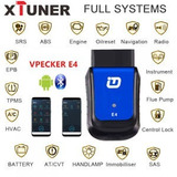 Escaner Xtuner Vpecker E4 Bluetooth Obd2 Scan Tool Android