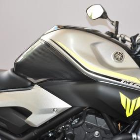 Protetor Tanque Lateral Pad Adesivo Moto Yamaha Mt-03 Mt 03