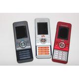 Sony Ericsson W580i Walkman Slide Bluetooth - Fotos Reais