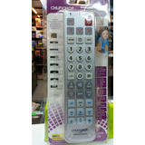 Control Remoto Universal P/tv Vcr Dvd Home Sat Chunghop L309