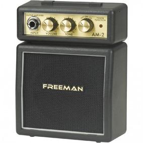 Micro Amplificador Para Guitarra Sm2, Freeman