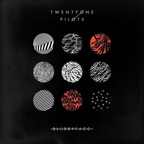 Cd Twenty One Pilots - Blurryface