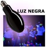 Lâmpada Luz Negra 125w Beringela 220v P/ Soquete E-27