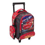 Ruz -  Disney Cars Mochila Kinder Con Ruedas