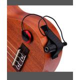 Acustico Piezo Contato Microfone Para Instrumentos Importado