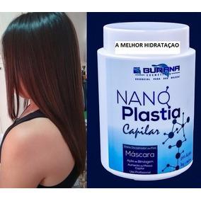 Reconstrução Hidrataçao Burana Nano Plastica Frete Gratis