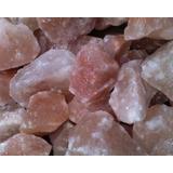 Lamparas De Sal Nueva-luz Sal Rosada Trozos Precio Por Kgr