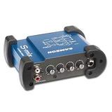 Mixer Samson S-mix 5 Canales Xlr Rca Plug Stereo Mini