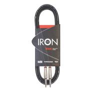 Cable Instrumento Kwc Iron 201 Plug/plug 3 M
