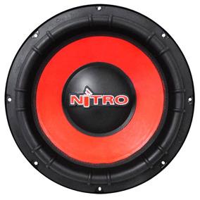 Alto Falante Subwoofer 12 Spyder Nitro G5 700 W Bs 2 Ohms