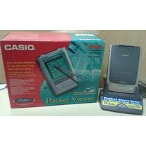 Agenda Eletrônica Casio - Modelo Pv-s250 - 2 Mega (gar E Nf)