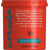 Lola Creoula Creme De Pentear Cachos Perfeitos 930g