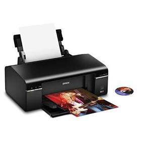 Impressora Epson Stylus Photo T50 Imprime Cd/dvd (50 Peças)