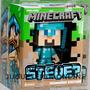 El Mas Grande Steve!!! Super Muñeco De Minecraft