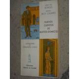 1º Edicion Borges Bioy Casares - Cuentos De Bustos Domecq