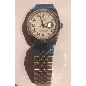 Reloj Rolex Datejust Blanco!